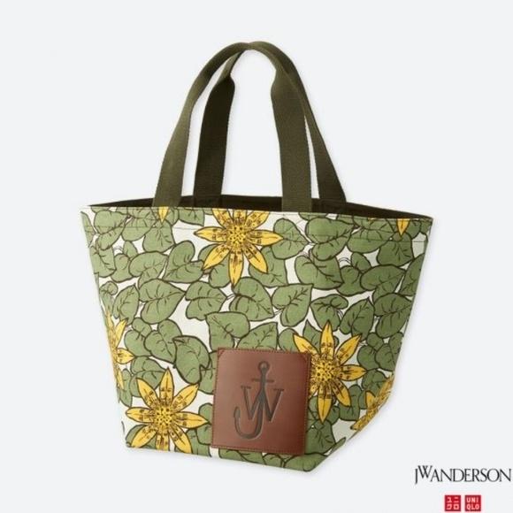 J.W. Anderson Handbags - J w anderson x uniqlo reversible tote bag